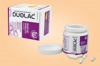 Duolac Vitality, probiotyk, 20 kapsułek