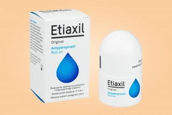 Etiaxil Original, antyperspirant z chlorkiem glinu w kulce, 15 ml