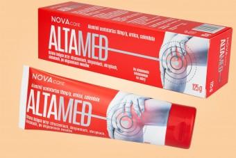 Altamed, żel na opuchliznę i stłuczenia, 125 g