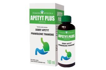 Apetyt Plus, syrop na apetyt, 160 ml