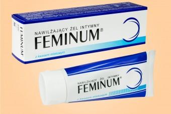 Feminum, żel intymny nawilżający, 60 g