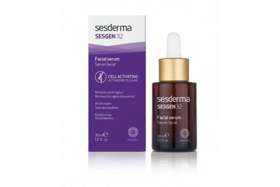 Sesderma Sesgen 32, Serum aktywujące komórki, 30 ml, serum przeciwstarzeniowe sesderma