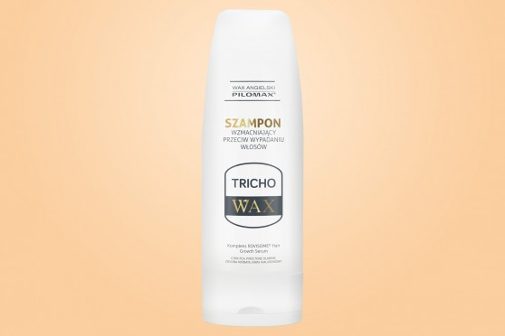 Wax Tricho, Szampon przeciw wypadaniu włosów, szampon na wzmocnienie włosów Wax, 200 ml
