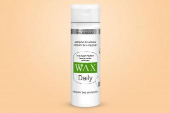 WAX Daily, Szampon WŁOSY CIENKIE, 200 ml