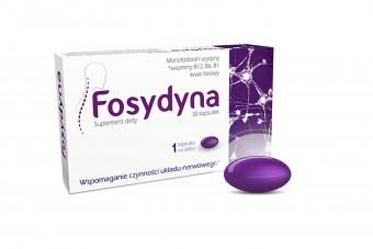 Fosydyna, na układ nerwowy, 30 kapsułek