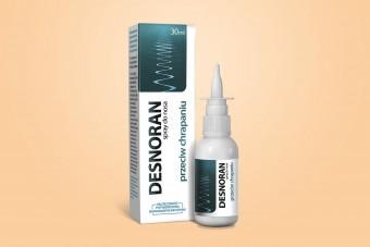 Desnoran, spray na chrapanie do nosa, 30 ml