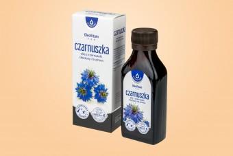 Olej z czarnuszki OleoVitum, 100 ml, Oleofarm