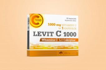 Levit C 1000, 30 kapsułek, Olimp
