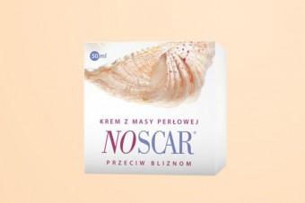 NoScar, krem na blizny z masy perłowej, 50 ml