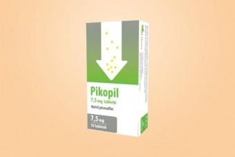 Pikopil, tabletki na zaparcia, 10 tabletek, na zatwardzenie, 7,5 mg