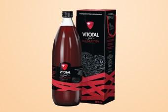 Vitotal Gold dla Mężczyzn, 750 ml, tonik na wzmocnienie