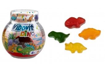 Vibovit Dino Żelki, witaminy dla dzieci od 4. roku życia, 50 sztuk