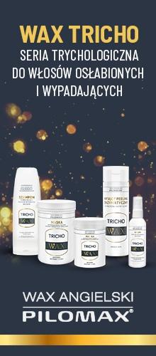 Wax tricho - seria przeciw wypadaniu włosów